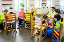 Move & Walk öppnar särskola Solna!