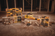 DEWALT® Debuts ToughCase®+ Accessory Storage Sets