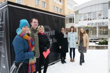 Kub för mänskliga rättigheter har anlänt till Uddevalla