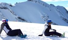 43 åkare antagna till alpina skiduniversitet