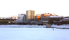 Lokalproducerad Luleåenergi - raka vägen från Norra hamn till Clarion
