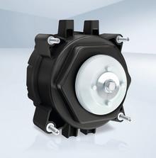 Ny design både på in- och utsidan hos ebm-papst  energieffektiva NiQ-motorer