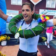 Wahoo inleder samarbete med triathleten Jesper Svensson