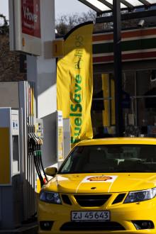 Tank spare-benzin hos Shell og vind en VW Polo BlueMotion
