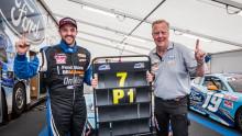 Emil Persson försvarar V8TC-titeln för Bryntesson Motorsport 2019