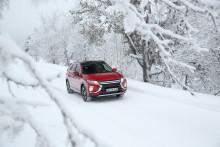 Mit Mitsubishi Motors sicher auf Schnee und Eis