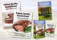 NEW QUALITY STANDARD MARK PROMOTIONAL KIT FOR BUTCHERS