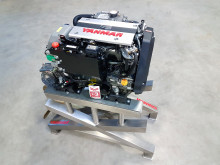 YANMAR - boot Düsseldorf: New from YANMAR for 2018:  World's Smallest Common Rail Inboard Marine Diesel Engine, Higher Horsepower in Mid Range Series, and Expansion in Joystick Controls