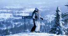 Så er den svenske skisæson i gang