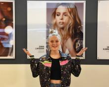 Arlanda välkomnar Zara Larsson till Welcome to my Hometown