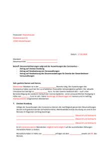 Steuererleichterungen-aufgrund-Coronavirus