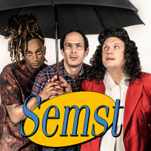 US och humorkollektivet SEMST i samarbete – bjuder in till presskonferens