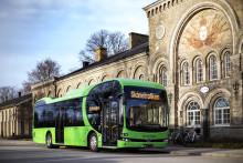 Skånetrafikens resor fortsatte att minska under april