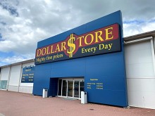 Dollarstore etablerar sig i Karlshamn