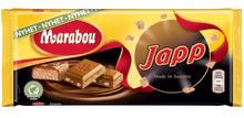 Japp, Marabou lanserar en ny chokladkaka!