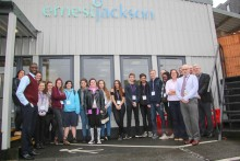 Local students gain insight into manufacturing industry during Tomorrow's Engineers Week