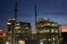 Nu är AGAs nya vätgasanläggning i finska Borgå i drift