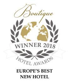 Suomalainen boutique-hotelli nappasi voiton Lontoossa