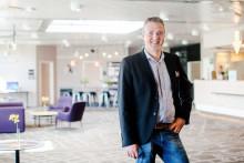 Thomas Hansen ny hotelldirektör på Scandic Helsingborg Nord