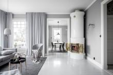 Nybyggd sekelskiftesvilla i Kungsbacka bland Hemnets mest klickade objekt