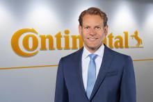 Continentals Tire Division kunngjør tre nye forretningsenhetssjefer
