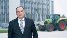 CLAAS is experiencing profitable growth in an improved market environment