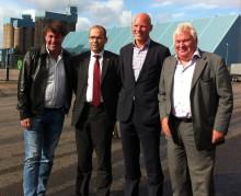 Hallands Hamnar – ett gemensamt bolag för Halmstads och Varbergs hamnverksamhet