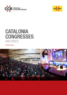 New catalogue - Catalonia Congresses & Events