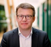 Anders Persson ny generaldirektör för Elsäkerhetsverket