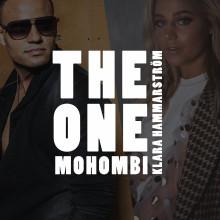"""Världsstjärnan Mohombi och stjärnskottet Klara Hammarström samarbetar i duetten """"The One"""" som släpps idag"""
