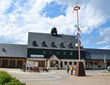 Sportstadt Altenberg glänzt mit neu zertifizierter Tourist- Information