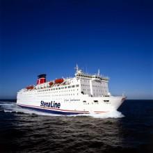 Mord ombord på Stena Line!