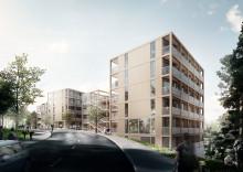 Arkitema Architects ritar ungdomsbostäder i Edsberg