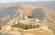 Bo bæredygtigt i det nyåbnede Matan Ecolodge i Jordan