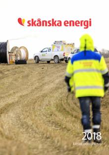 Skånska Energi Årsredovisning 2018