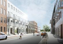 Riksbyggen en av parterna bakom 400 nya bostäder i Munktellstaden
