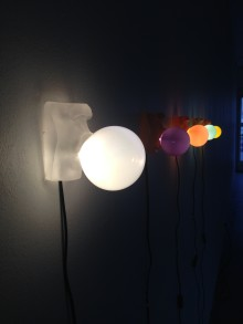 Ljusfenomen på Konsthantverkarna under Möbelmässan 9–16 februari