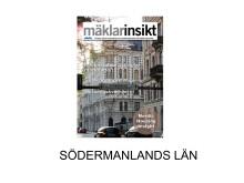 Södermanland, Priserna på småhus bedöms sjunka eller vara oförändrade i höst