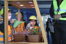 Första spadtaget för Stångåstadens största byggprojekt