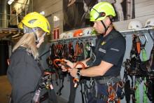 Procurator svarar på efterfrågan och ökar antalet tillfällen för fallskyddsutbildning