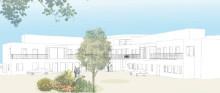 Helt nytt Vänskapens hus ersätter gamla Norrlidshemmet