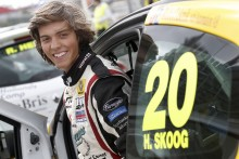Topptrio i Clio Cup laddad inför Göteborg City Race