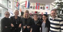 Samarbetet Newcomers – med fokus på nyanlända har fått stöd för framtida forskning