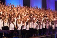 Vi presenterar konsertprogrammet för Sveriges största körfestival!
