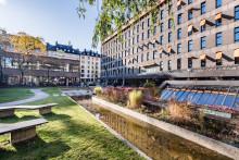 Nya aktörer skapar Kungsholmens nästa destination på Fleminggatan 20
