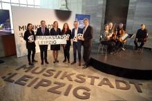 """Musikfestivals werden unter der Dachmarke """"Musikstadt Leipzig"""" neu strukturiert"""