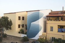 Lahteen maalataan toinenkin suurikokoinen muraali UPEA17-festivaalin myötä