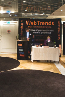WebTrends sponsoring Internet Marketing Conference for fifth consecutive year