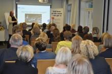 Lena Gustafsson fortsätter leda ICF Sverige