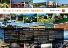 Almedalen 2014: För oss är varje stad en huvudstad